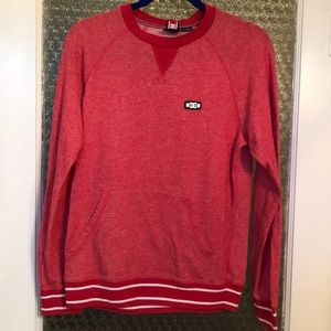 DC red long sleeve